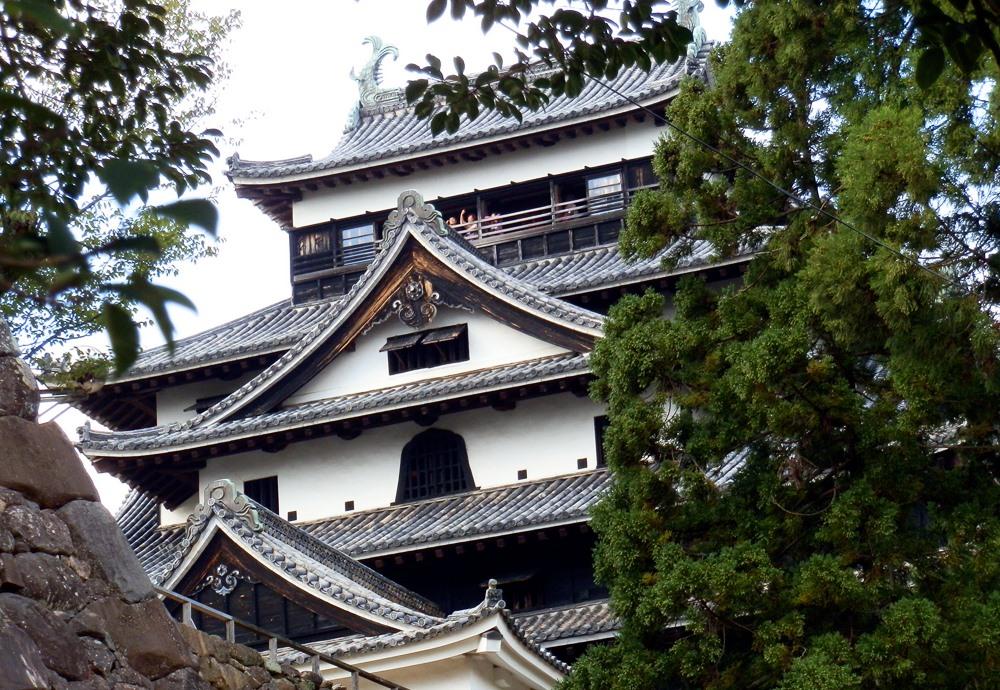 5 lâu đài đẹp nhất ở Nhật Bản - ảnh 5