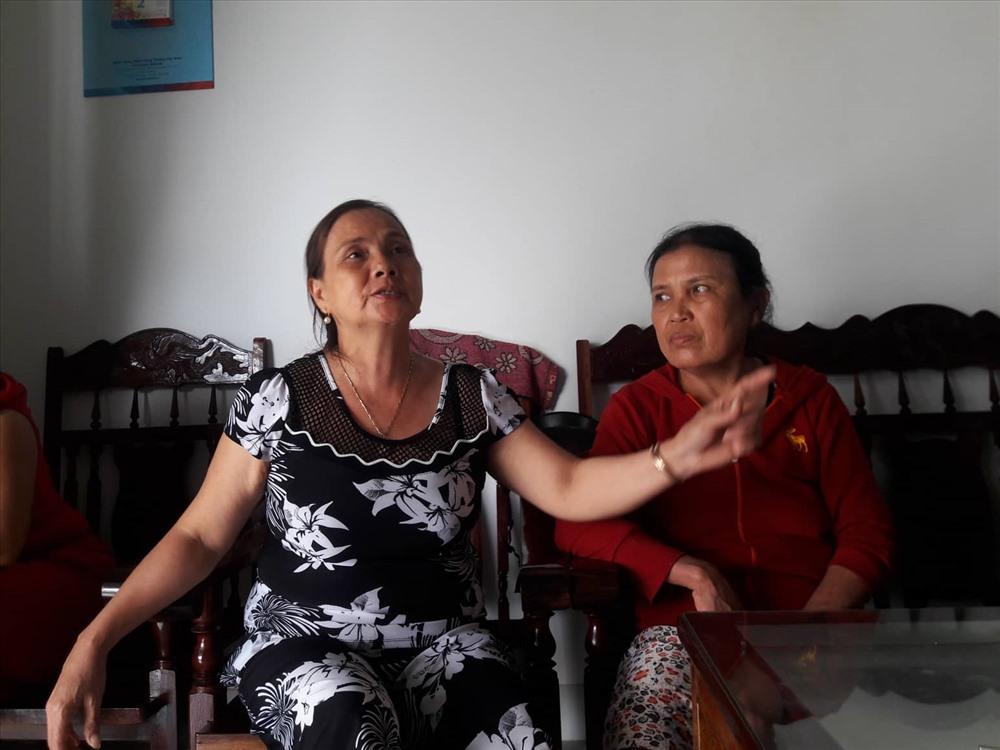 Hàng xóm của Hùng kể lại câu chuyện nhiều năm liền chị Thuận bị chồng đánh đập.