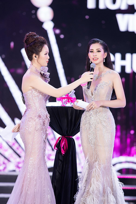 Vương miện Hoa hậu Việt Nam 2018 gọi tên Trần Tiểu Vy - ảnh 3
