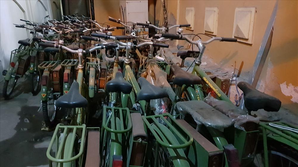 Đầu tư đồng bộ, xe đạp công cộng chung cảnh ngộ với xe đạp cảnh sát một thời gian trước