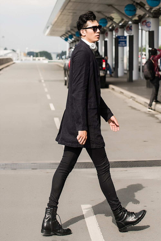 """Ngọc Tình từng nhận giải phụ Trang phục dạ hội đẹp nhất tại """"đấu trường"""" Người mẫu thế giới 2011."""