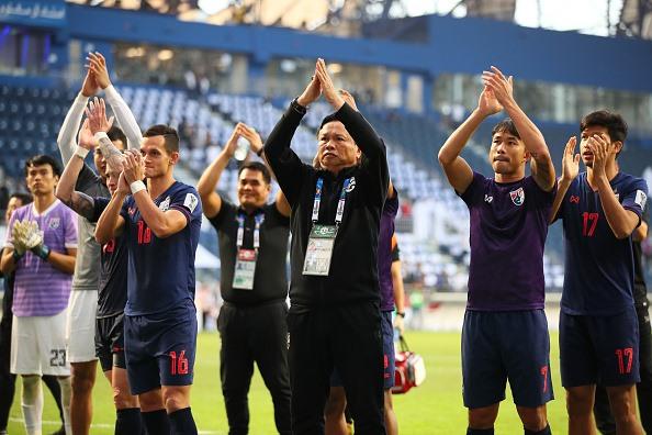 ĐT Thái Lan tràn đầy cơ hội vào vòng trong (Ảnh: Getty)