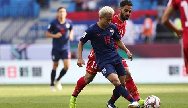 Đội tuyển Thái Lan đang là đội dẫn đầu bảng xếp hạng đối thứ 3 có thành tích tốt nhất.