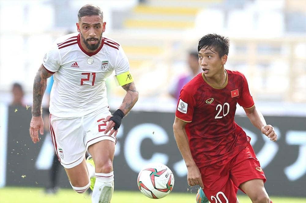 ĐT Iran ở một đẳng cấp hơn hẳn ĐT Việt Nam nên việc họ giành chiến thắng với HLV Park Hang-seo là hết sức bình thường. Ảnh: AFC