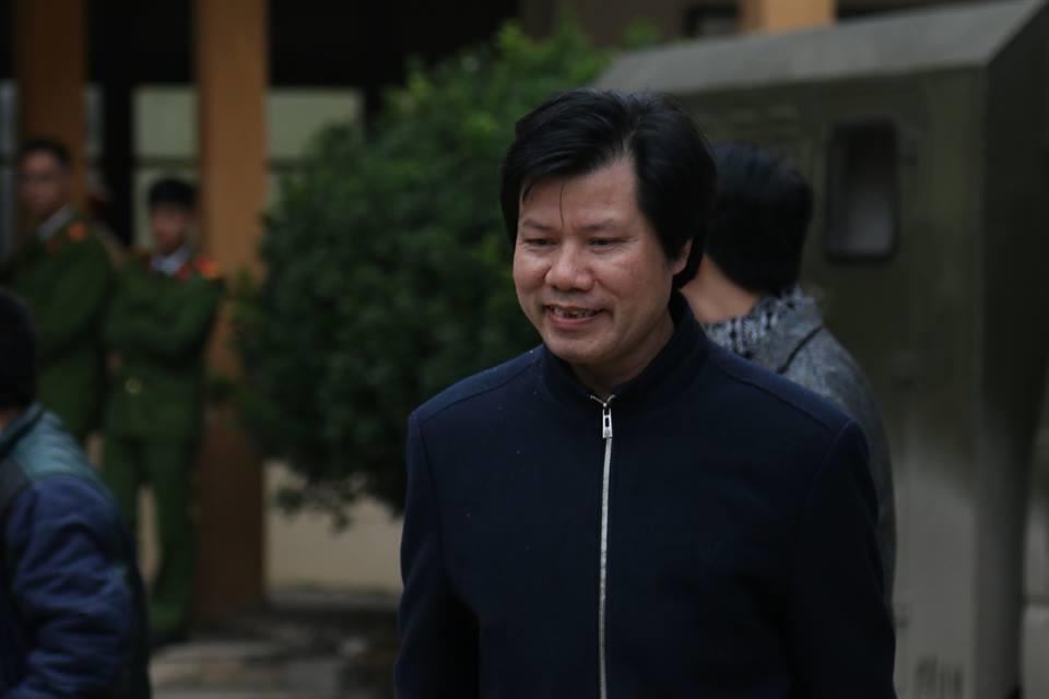 Bác sĩ Nguyễn Hữu Dũng.