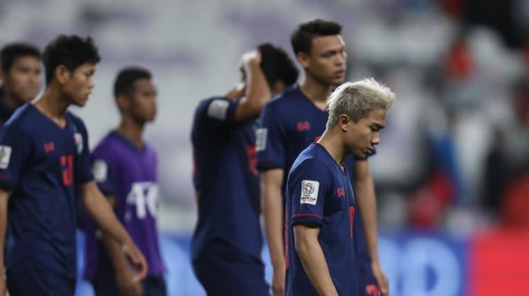 Chanathip Songkrasin hẹn người hâm mộ tại Asian Cup vào 4 năm tới. Ảnh AFC