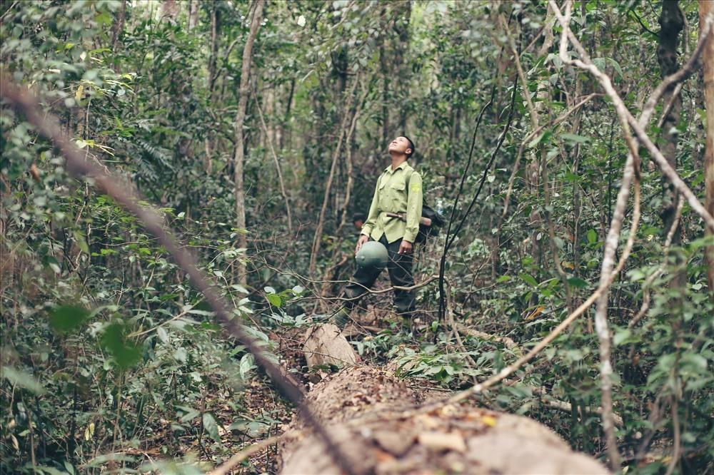 Rừng Yok Đôn là một trong những khu rừng nguyên sinh lớn nhất Việt Nam nên  lực lượng kiểm lâm luôn phải nâng cao trách nhiệm.