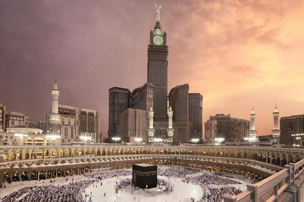 Ảnh: Makkah