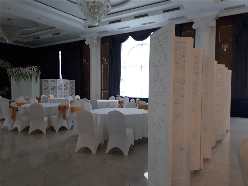 UBND quận Hoàng Mai nhận định, thực tế sau khi hoàn thành công trình tạm, doanh nghiệp tư nhân xây dựng số 1 tỉnh Điện Biên đã sử dụng không đúng công năng, mục đích là công trình tạm phục vụ thi công trình khách sạn Mường Thanh.