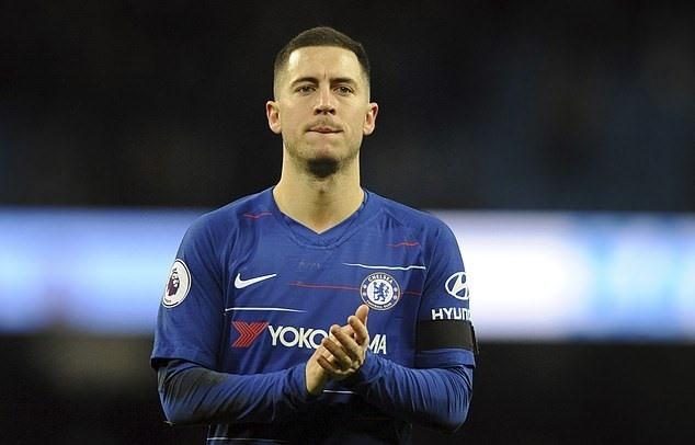 Hazard đang đạt tới giới hạn chịu đựng. Ảnh: PA.