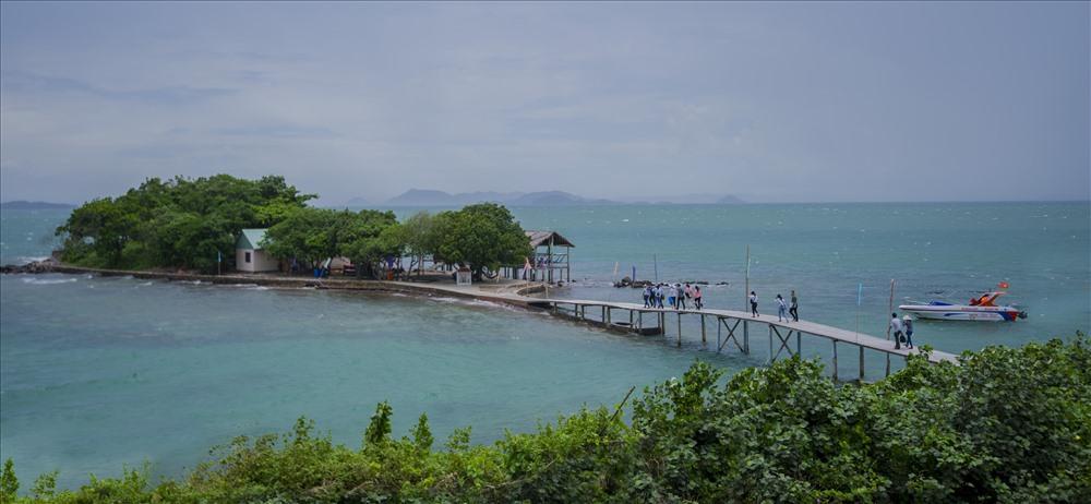 Mô hình du lịch sinh thái cộng đồng quần đảo Hải Tặc, xã Tiên Hải, thành phố Hà Tiên