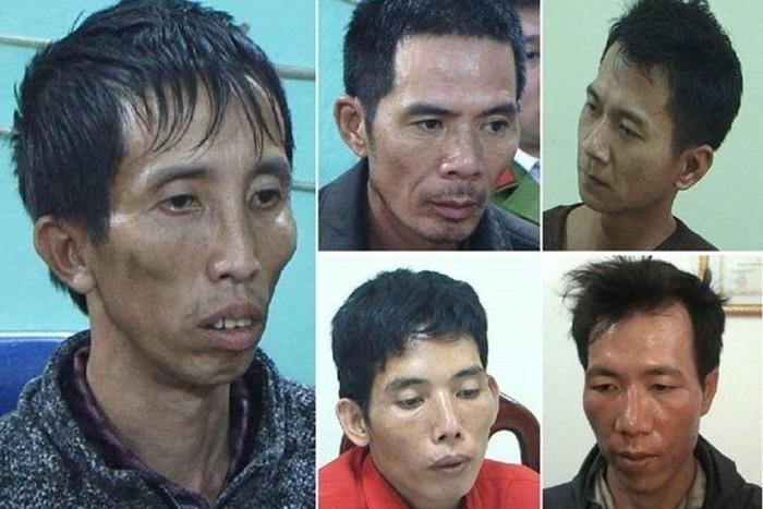 5 đối tượng sát hại nữ sinh giao gà ở Điện Biên.