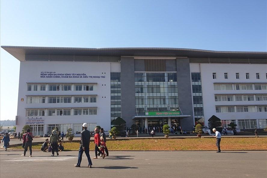 Bệnh viện Đa khoa vùng Tây Nguyên đã chính thức đi vào hoạt động.