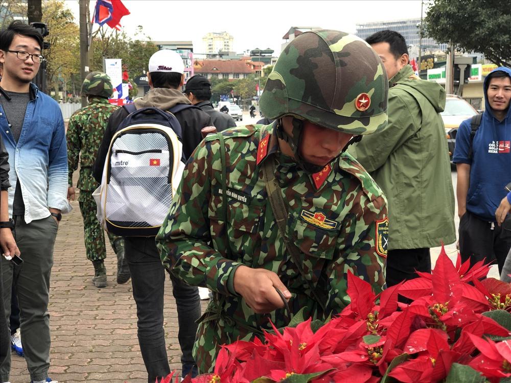 Lực lượng Công binh Việt Nam dò mìn tại khách sạn Marriott trước thềm Thượng đỉnh Mỹ - Triều.