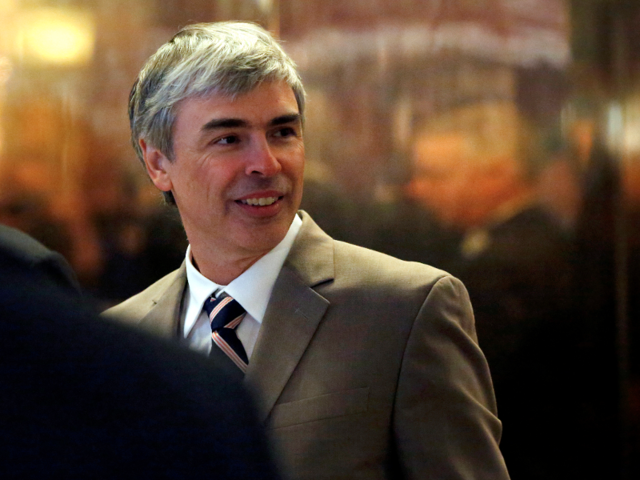 Larry Page, người đồng sáng lập Google khác, vượt xa Serge Brin với mức thu hẹp 1 tỷ USD.