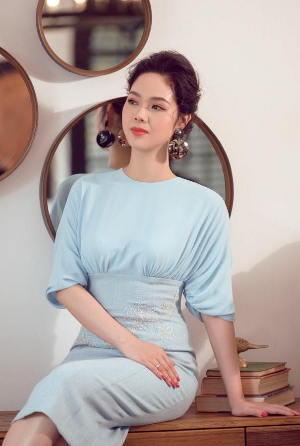 Lần gần đây nhất Hoa hậu Mai Phương xuất hiện trong Gala kỉ niệm 30 năm Hoa hậu Việt Nam.