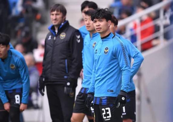 Những cầu thủ Việt ngoài Công Phượng sẽ có cơ hội được thử sức tại Hàn Quốc (Ảnh: K-League)
