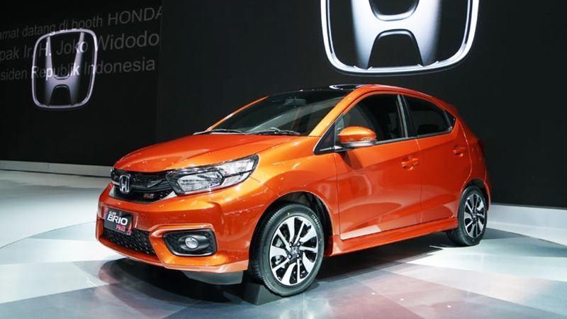Xe giá rẻ Honda Brio sắp vào Việt Nam