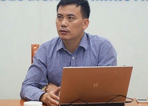 Ông Trần Văn Hưởng.