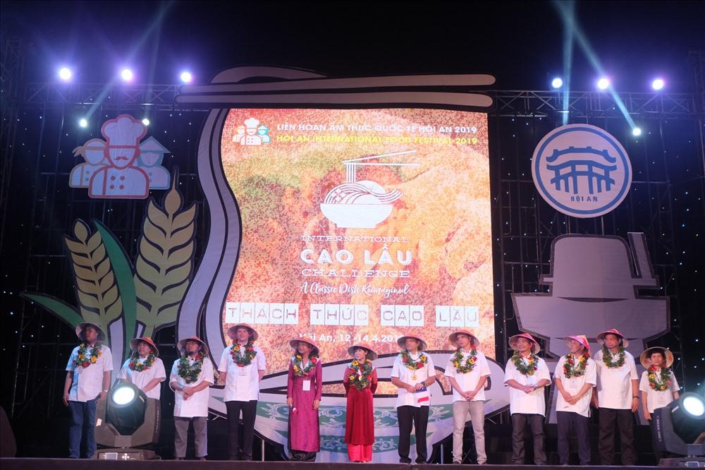 10 đầu bếp nổi tiếng thế giới đến tham gia Liên hoan ẩm thực quốc tế Hội An 2019.