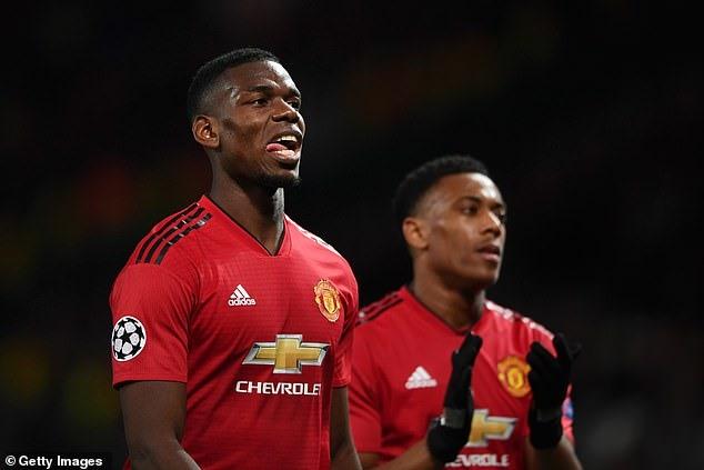 Man United đang trải qua phong độ không tốt khi liên tiếp gặp phải các đối thủ khó chơi. Ảnh: Getty Images.
