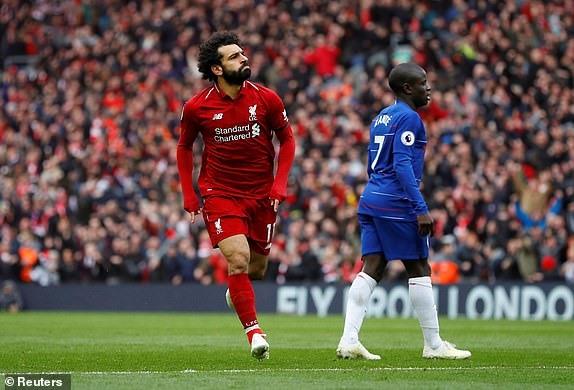 Salah ghi siêu phẩm, nhấn chìm mọi hi vọng của đối thủ.