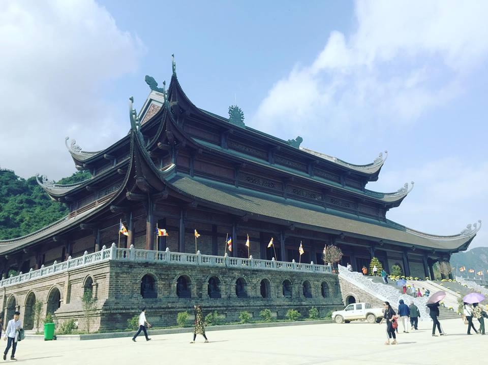 Chùa Tam Chúc, Hà Nam là ngôi chùa được nhắc tên nhiều nhất thời gian qua