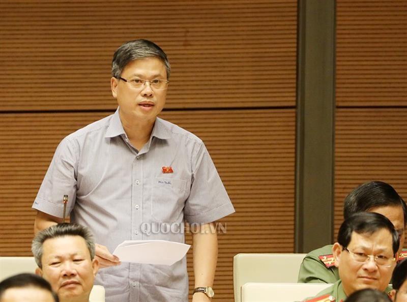 Phó Chủ nhiệm Ủy ban Đối ngoại của Quốc hội Nguyễn Sỹ Cương.