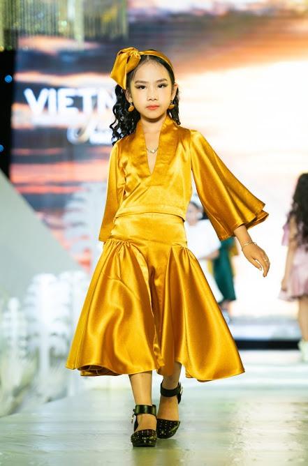 Tuần lễ Thời trang quốc tế Việt Nam 2019 sẽ tạo sân chơi cho những người mẫu nhí thể hiện.