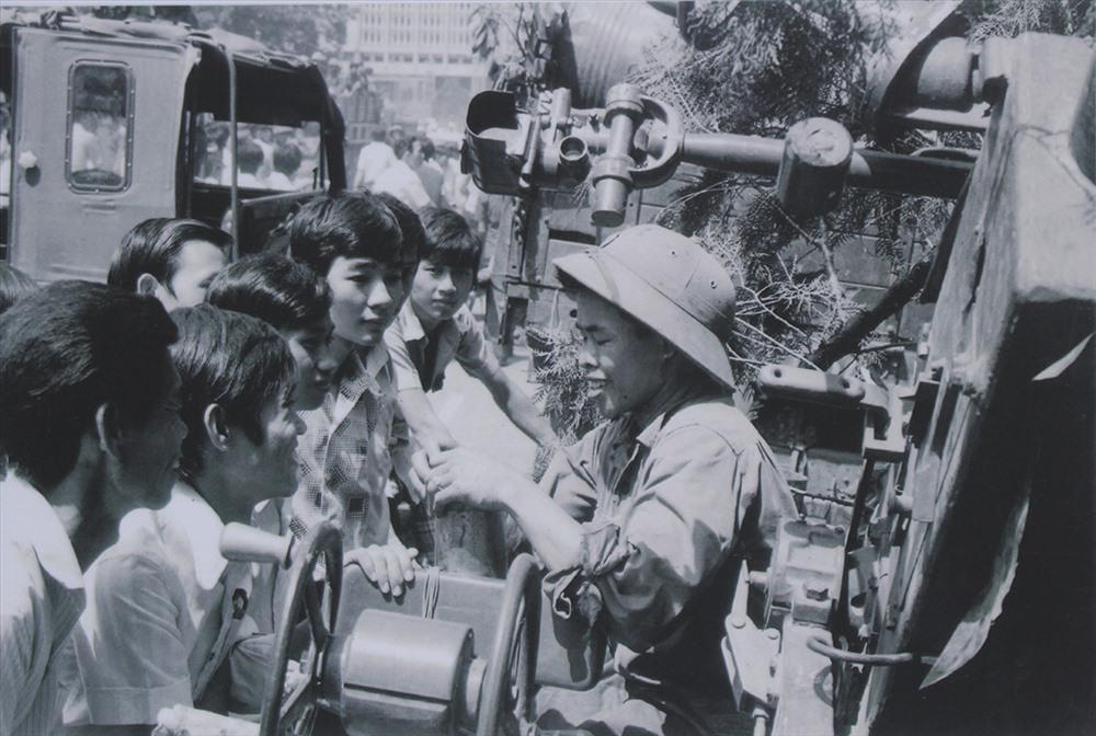 Các chiến sĩ hải quân kể chuyện chiến đấu cho sinh viên, thanh niên Sài Gòn ngày 30.4.1975