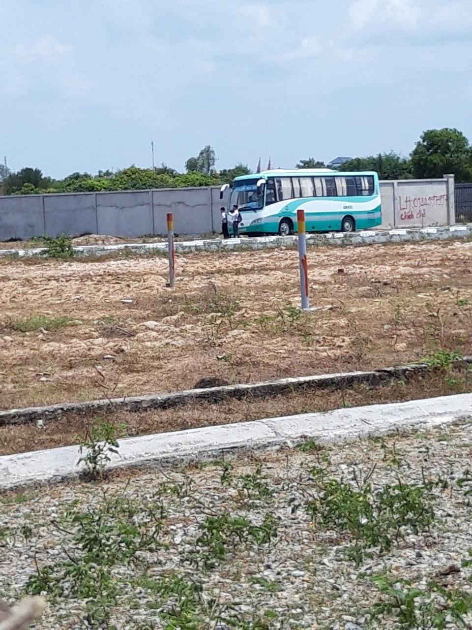 Dự án KDC số 1 Tây Nam vẫn đang rầm rộ mua bán nền