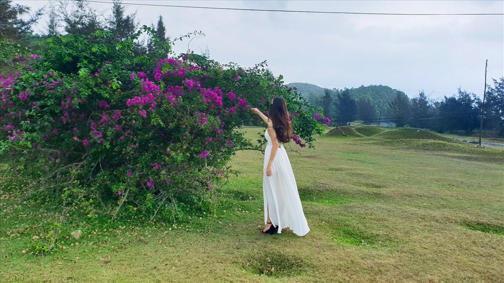 Bờ biển Quan Lạn đẹp tựa thiên đường trên mặt đất