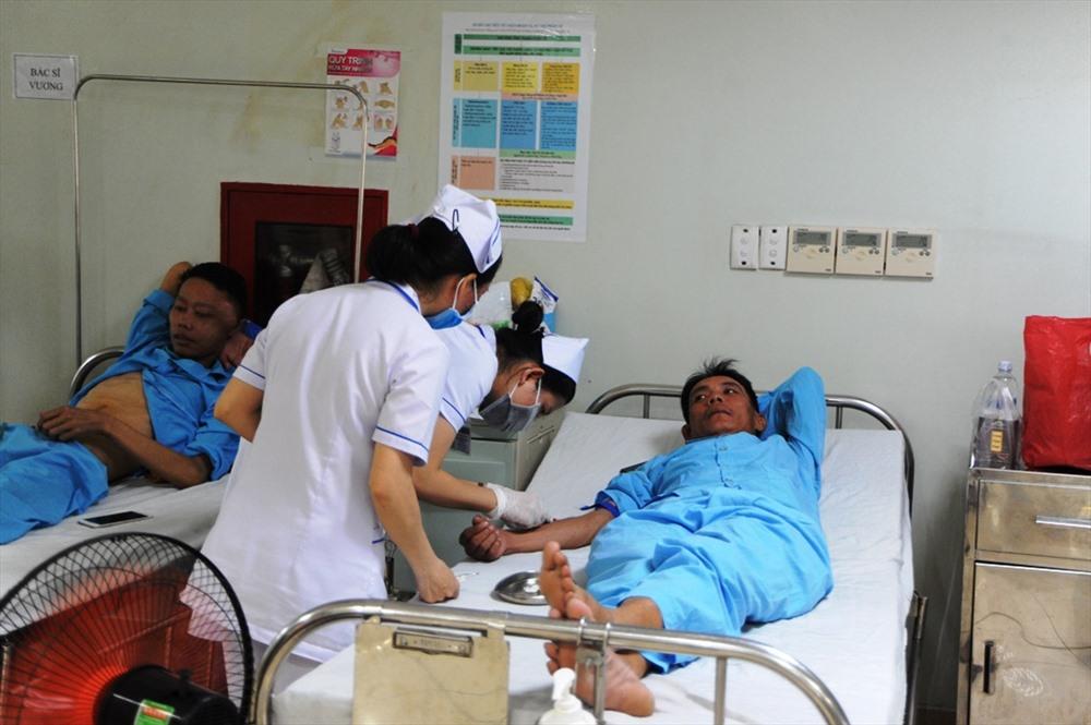 Bệnh nhân ung thư tại Việt Nam đang gia tăng nhanh chóng