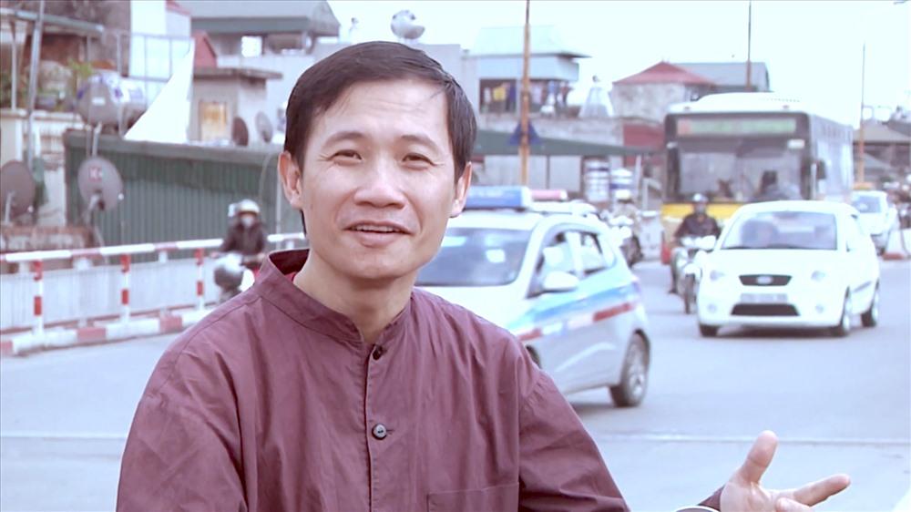Nhạc sĩ Nguyễn Quang Long.