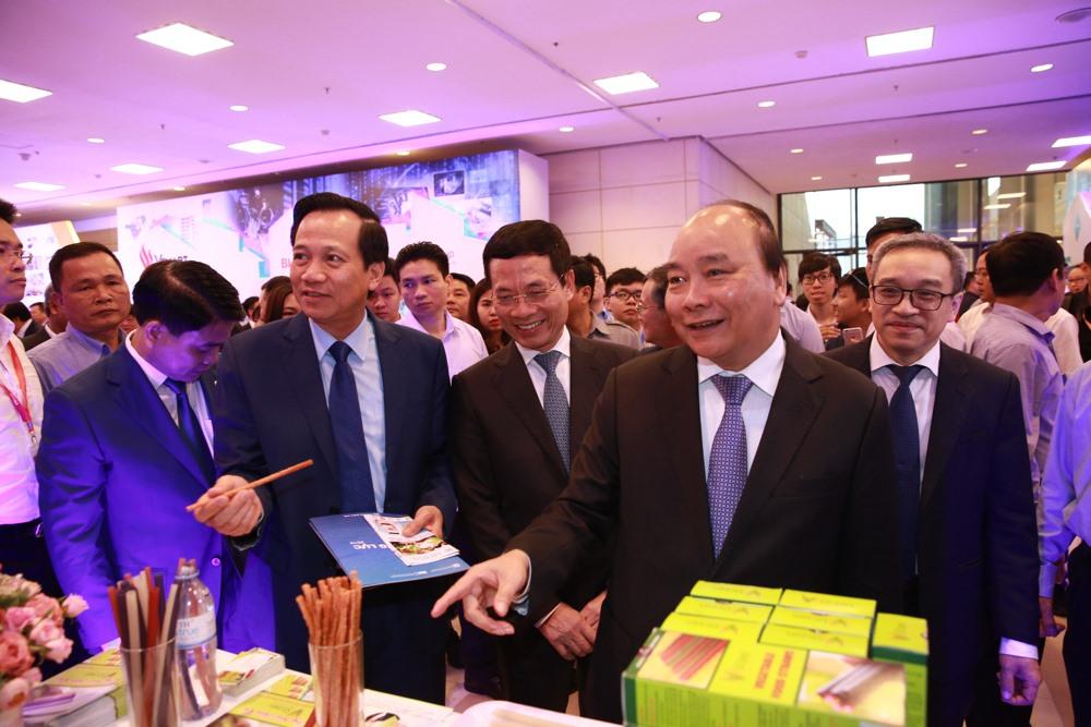 Sự tham dự của Thủ tướng tại Diễn đàn đã thể hiện sự quan tâm của Chính phủ và người đứng đầu Chính phủ với sự phát triển của các doanh nghiệp công nghệ tại Việt Nam.