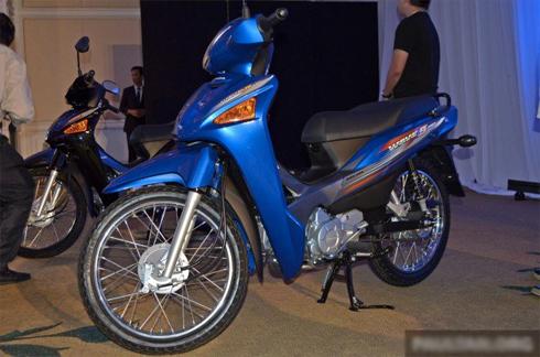 Ô tô-Xe máy - Honda Wave 110 mới giá hơn 26 triệu đồng
