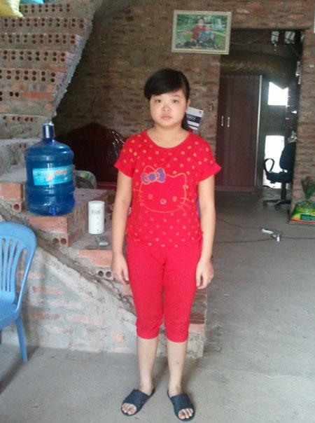 LDS1486: Suy thận cấp, cháu gái Bắc Ninh mong chờ được ghép thận