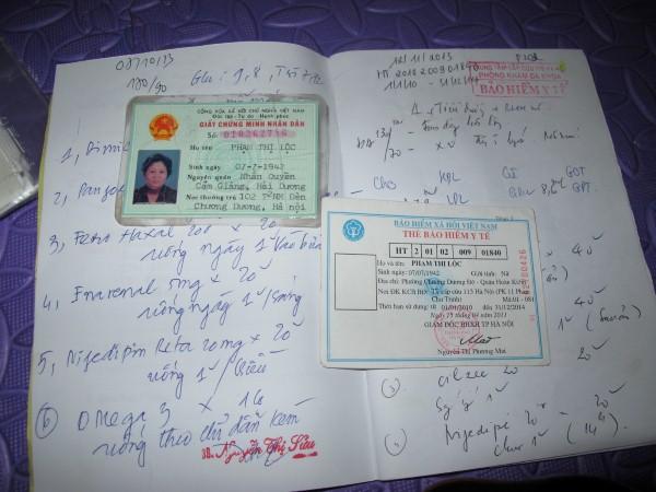 """115 Hà Nội làm hồ sơ giả, """"ăn cắp"""" tiền thuốc"""
