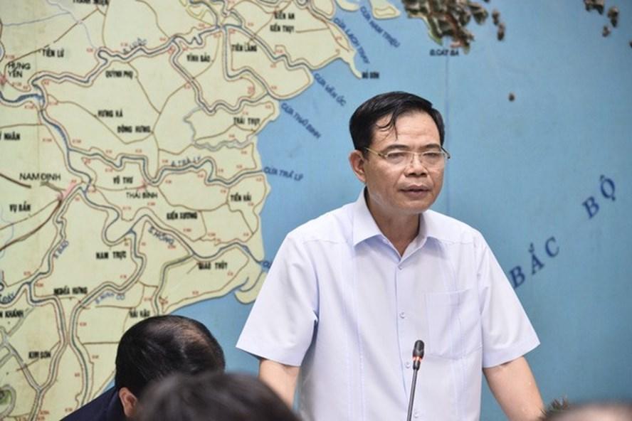 Bộ trưởng Bộ NNPTNT Nguyễn Xuân Cường. Ảnh: VOV