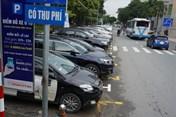 Người Sài Gòn chưa mặn mà với việc đỗ xe trả tiền qua điện thoại