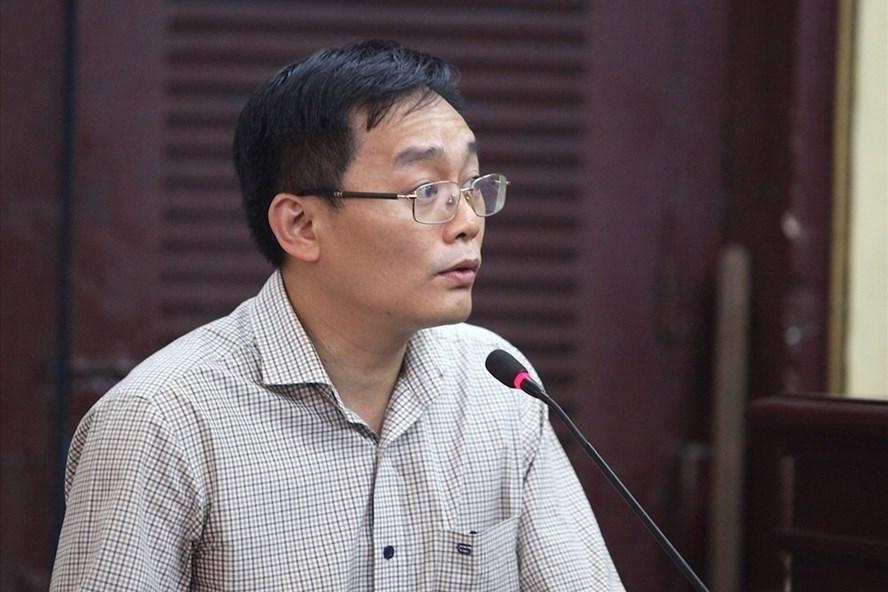 Ông Phan Công Chiến, Trưởng phòng Quản lý kinh doanh Cục quản lý Dược.