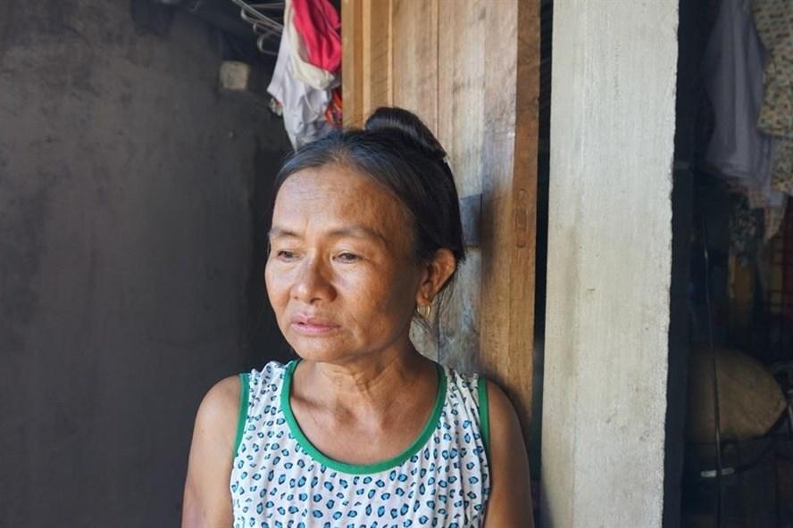 35 năm dạy học, cô Hoàng Thị Huệ (Can Lộc, Hà Tĩnh), nghỉ hưu với mức lương 1,3 triệu/tháng. Ảnh: QĐ