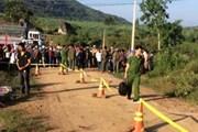 Đắk Lắk: Giết người, giấu xác trong cống nước ven đường