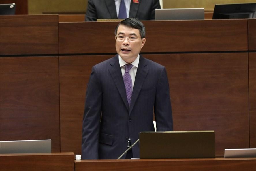 Thống đốc NHNN Lê Minh Hưng. Ảnh: HẢI NGUYỄN