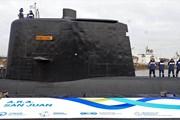 Những câu hỏi về vụ mất tích tàu ngầm của Argentina