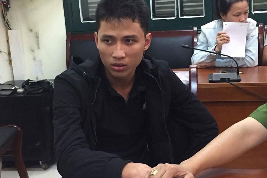 Phạm Thanh Tùng - đối tượng gây ra vụ án mạng tại chung cư Royal City vào đầu tháng 11. Ảnh: Q.S