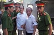 Hoãn phiên tòa xét xử cán bộ giao đất sai ở xã Đồng Tâm do một số bị cáo ốm