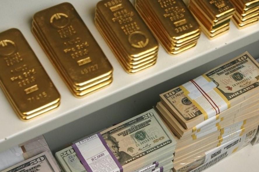 Giá vàng thế giới tăng 4 phiên liên tiếp.