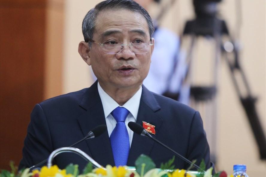 Ông Trương Quang Nghĩa- Bí thư Thảnh uỷ Đà Nẵng đề nghị HĐND thành phố ổn định tổ chức, giám sát việc quy hoạch Sơn Trà