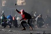"""2 người chết, 700 người bị thương trong """"Ngày cuồng nộ"""" đẫm máu ở Palestine"""